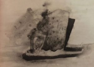 David Lynch, Works On Paper And Sculpture, reviewed at Riot Material Magazine