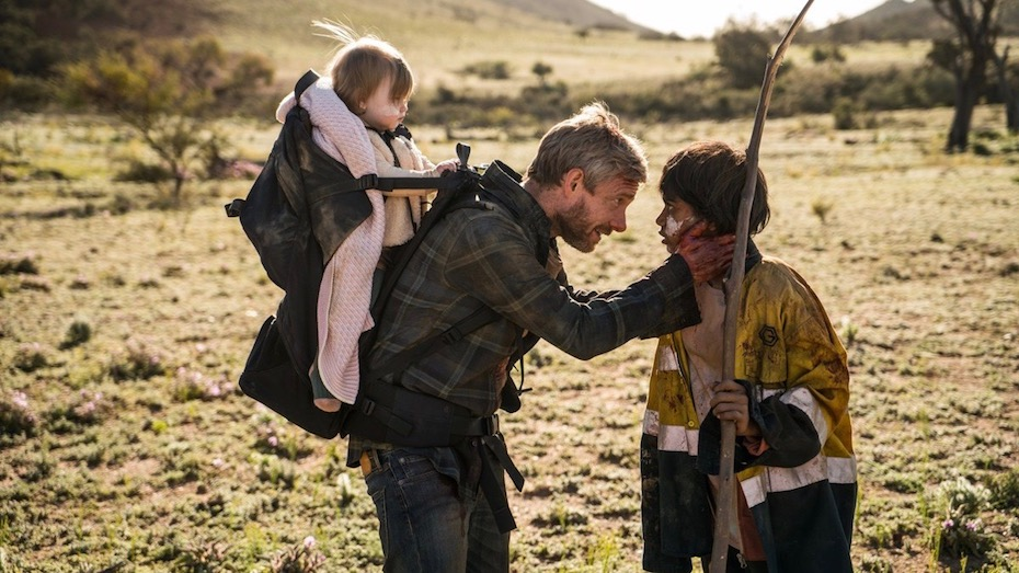 Cinema Disordinaire: Martin Freeman in Cargo