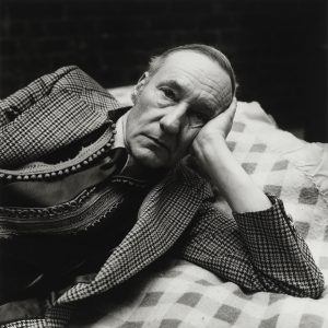 Peter Hujar: William S. Burroughs (1), 1975