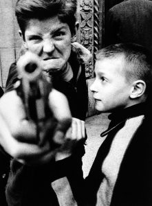 William Klein Gun 1