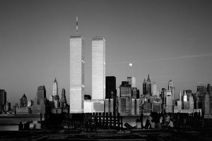 Minoru Yamasaki's Twin Towers
