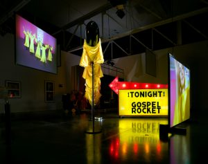 Mike Kelley's Gospel Rocket