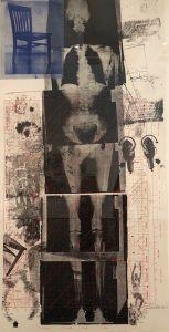 Robert Rauschenberg, Booster (1967).