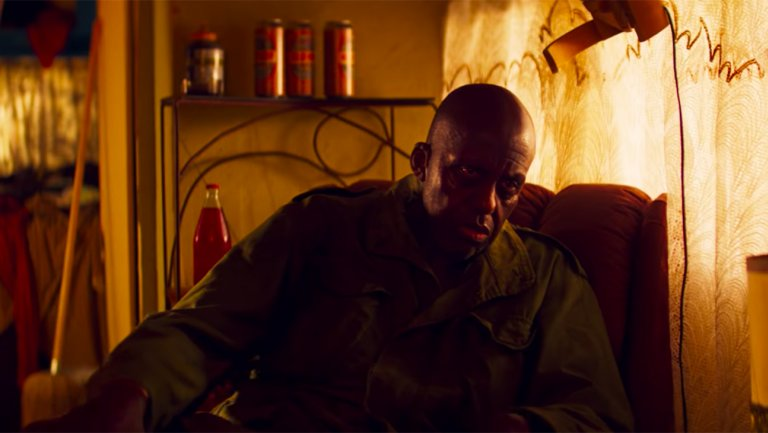 Bill Duke in Mandy