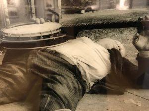 """Ray Carofano, """"Banjo Man"""""""