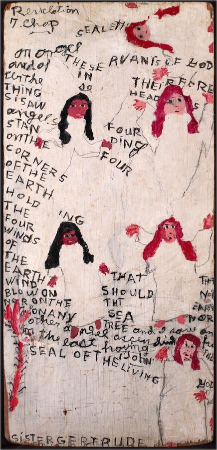 Sister Gertrude Morgan, Revelation 7. chap, c. 1970