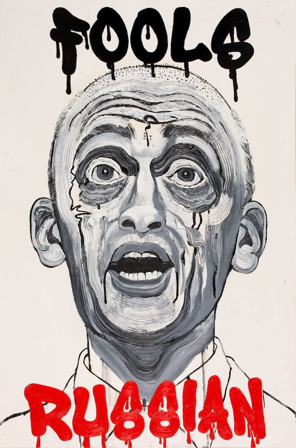 Robbie Conal's Carter Page