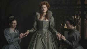 Margot Robbie in Mary Queen of Scots (2018)