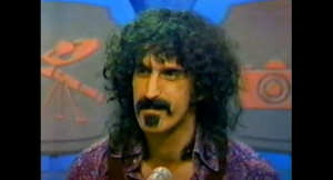 "Frank Zappa on ""What's My Line,"" 1971"
