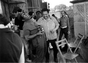 Dizzy Gillespie, Charles Mingus and Jimmy Knepper