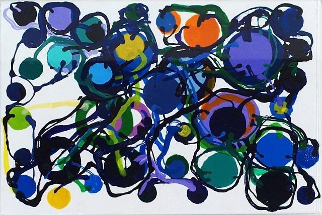89a, (1989), by Atsuko Tanaka