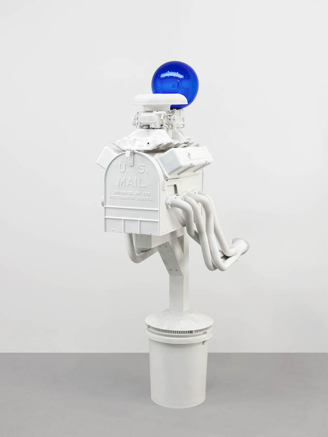 Jeff Koons At The Ashmolean Museum, Oxford, reviewed at Riot Material Magazine