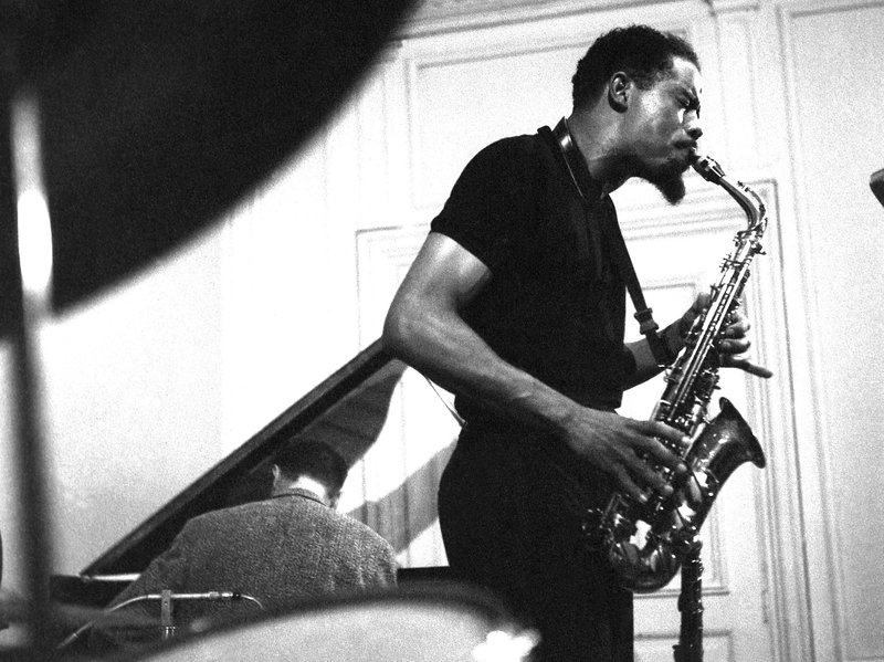 Eric Dolphy's Musical Prophet: The Expanded New York Studio Sessions (1963) reviewed at Riot Material Magazine. Here, Dolphy under Riot Sounds