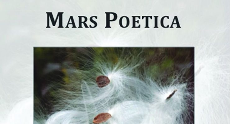 Wyn Cooper's Mars Poetica, reviewed at Riot Material magazine