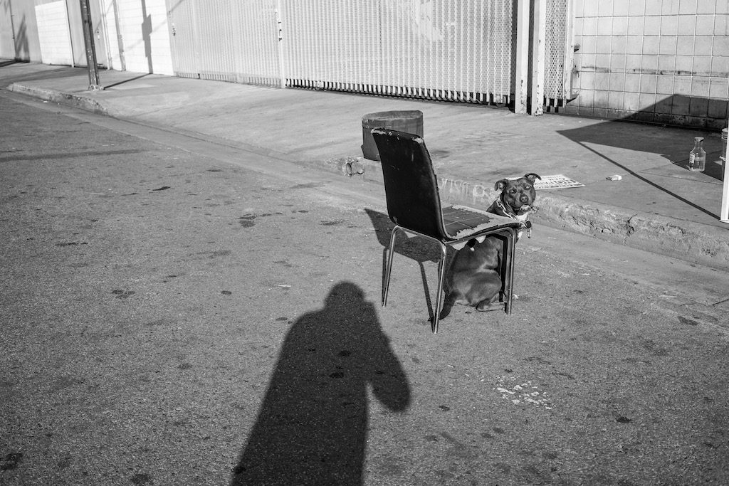 "Suitcase Joe, Skid Row Photographer. Check out his column, ""That Evening Sun,"" at Riot Material Magazine."