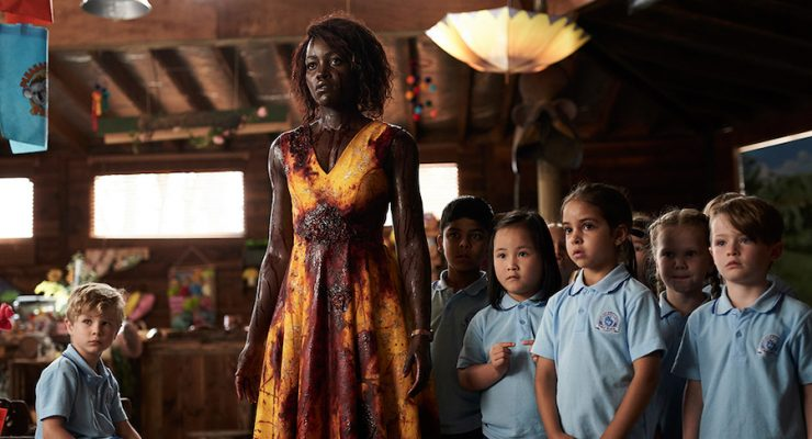 Little Monsters (2019), with Lupita Nyong'o and Josh Gad, is reviewed at Riot Material magazine.