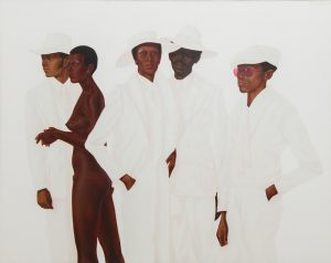 Barkley L. Hendricks, What's Going On (1974)