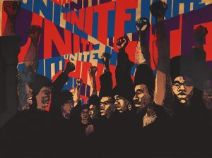 Barbara Jones-Hogu's, Unite (First State), 1969