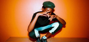 "Listen to Little Simz's ""Boss"" at Riot Material Magazine"