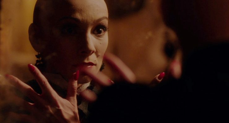 In Fabric, the new twisted horror by Peter Strickland, is reviewed at Riot Material, LA's premier art magazine for the radically left.