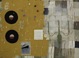 Squeak Carnwath: How the Mind Works is reviewed at Riot Material, LA's premier art magazine for the radically left.