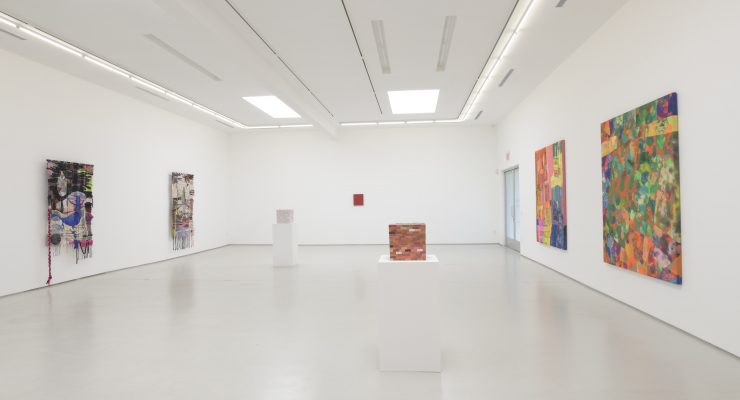 The Weight of Matter, a group exhibition at Roberts Projects, Los Angeles, is reviewed at Riot Material magazine.