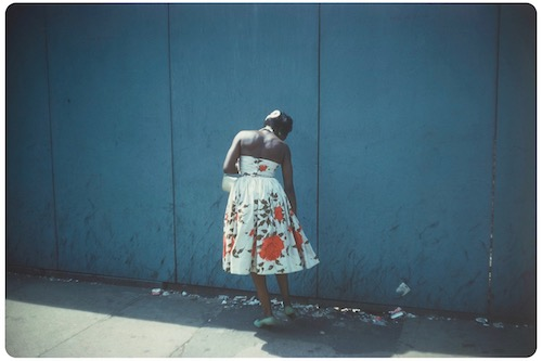 Garry Winogrand: Color, currently at the Brooklyn Museum, NYC, is reviewed at Riot Material, LA's premier art magazine.