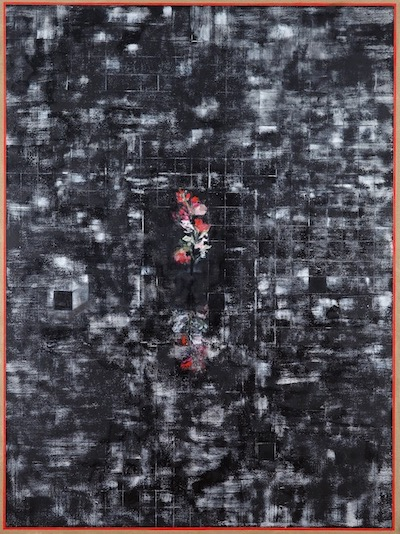 "Ross Bleckner's ""Burnt Offerings,"" at Petzel Gallery NYC, is reviewed at Riot Material, LA's premier art magazine."