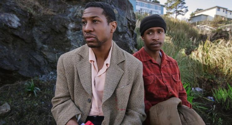 Jonathan Majors and Jimmie Fails in The Last Black Man in San Francisco, Directed by Joe Talbot and reviewed at Riot Material, LA's premier magazine for art and film.
