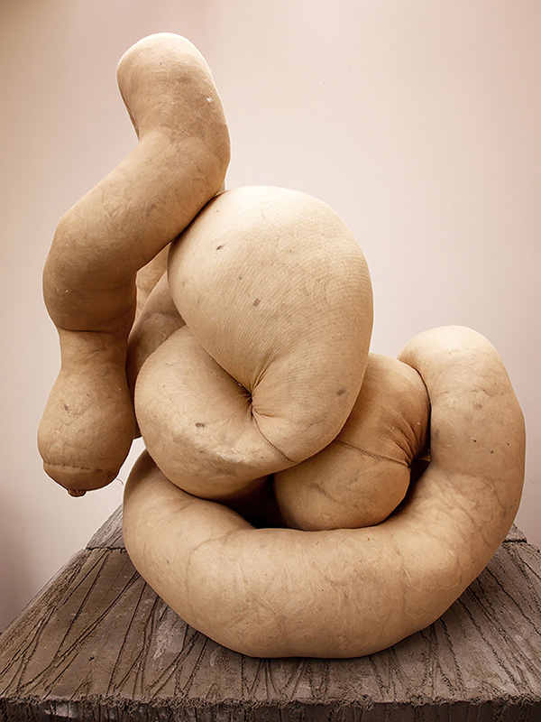 Sarah Lucas, NUD 24. Sarah Lucas's Au Naturel is reviewed at Riot Material magazine, LA's premier art magazine.