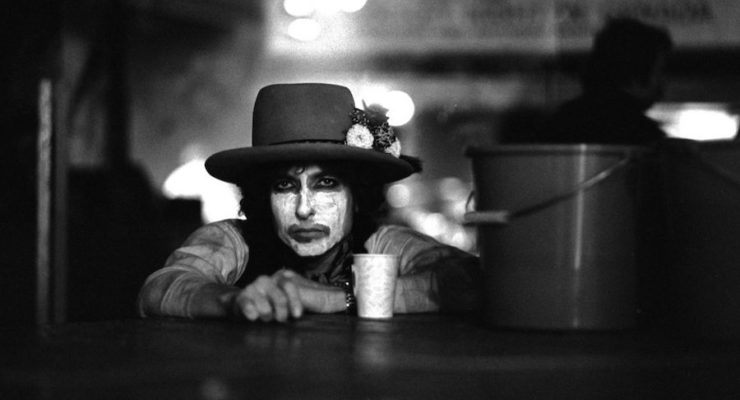 Rolling Thunder Revue: A Bob Dylan Story by Martin Scorsese is reviewed at Riot Material, LA's premier magazine for art and film.