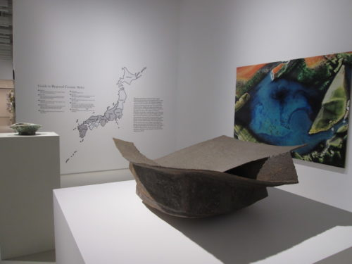 Keshiki: The Landscape Within Contemporary Japanese Ceramics from the Brodfuehrer Collection, inside Japan House Gallery in Hollywood, is reviewed at Riot Material Magazine.