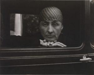 """Alfred Stieglitz, """"Georgia O'Keeffe,"""" 1932. Riot Material, LA's premier art magazine."""