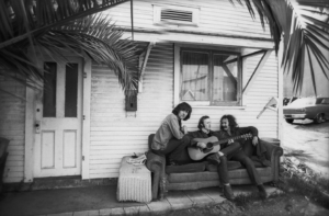 Crosby, Stills & Nash, 1969. An interview with Crosby is at Riot Material magazine.