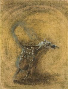 Morris Graves, Ritual Bronze. A review of Graves's current exhibition is at Riot Material, LA's premier art magazine.