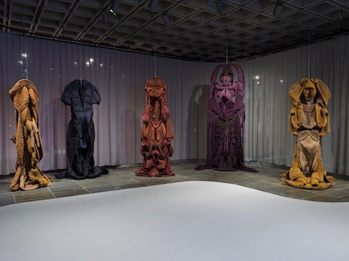 Mrinalini Mukherjee's Phenomenal Nature is reviewed at Riot Material, LA's premier art magazine.