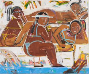 Artist Monica Kim Garza.