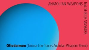 "Anatolian Weapons: ""Ofiodaimon"" can be listened to at Riot Material, LA's premier magazine for art and sound."