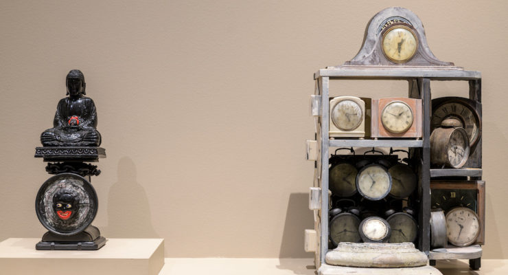 Betye Saar's Call and Response, at LACMA, is reviewed at Riot Material magazine, LA's premier art magazine.