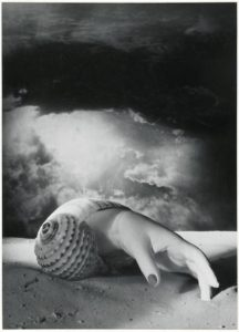 Dora Maar, Untitled (Hand-Shell) 1934, at Tate Modern. Reviewed at Riot Material Magazine.