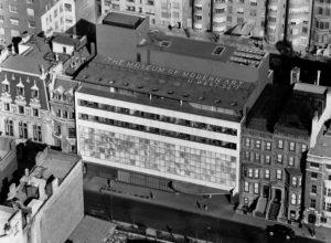 Museum of Modern Art building, 1939