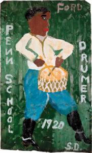 Sam Doyle: Penn School Drumer 1920