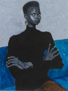 Otis Kwame Kye Quaicoe, Black Like Me, at Roberts Projects, Los Angeles, is reviewed at Riot Material magazine.