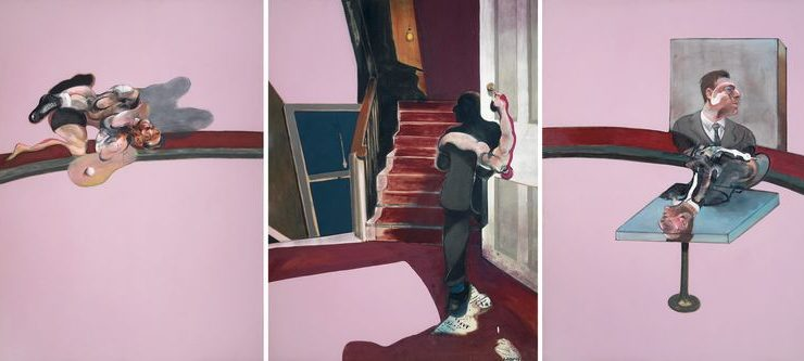 Francis Bacon's Late Paintings reviewed at Riot Material magazine.