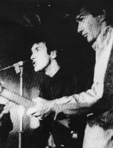 Andy Gill and The Gang Of Four