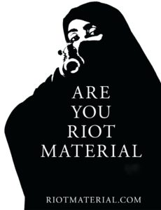 Riot Material Magazine | Are you Riot Material? Subscribe for weekly updates on Art, Film, Music and Literature at riotmaterial.com