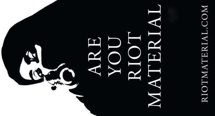 Riot Material magazine