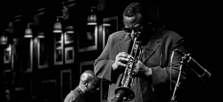Wallace Roney, RIP. Listen to Roney at Riot Material